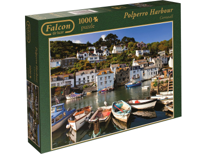 POLPERRO HARBOUR 1000pcs