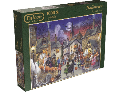 HALLOWEEN 1000pc