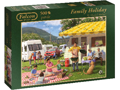 FAMILY HOLIDAY 500pc