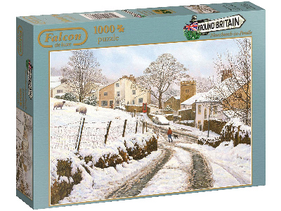 NEWCHURCH-IN-PENDLE 1000pc