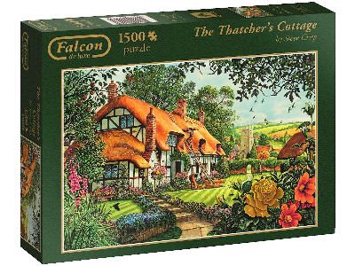 THE THATCHERS COTTAGE 1500pc