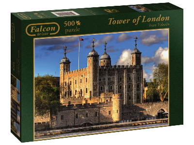 TOWER OF LONDON 500pc