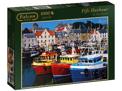 FIFE HARBOUR 1000pc