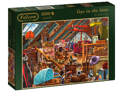 TOYS IN THE ATTIC 1000pc