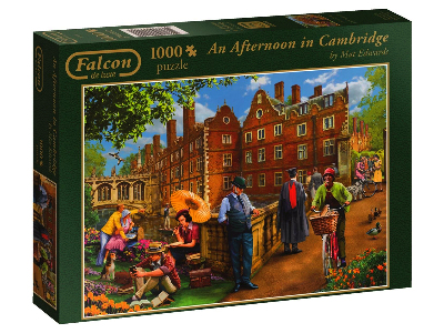 AFTERNOON IN CAMBRIDGE 1000pc