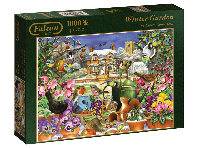 WINTER GARDEN 1000pc