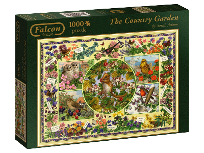 COUNTRY GARDEN 1000pc
