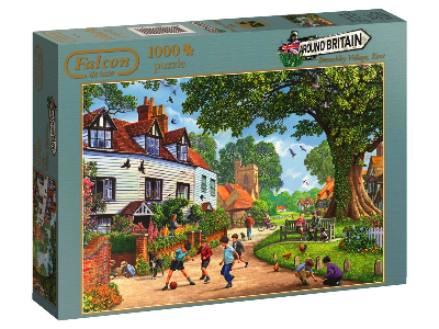 BRENCHLEY VILLAGE 1000pcs