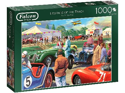 LEGENDS OF THE TRACK 1000pc