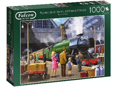 FLYING SCOTSMAN 1000pc