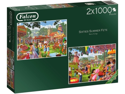 SIXTIES SUMMER FETE 2 X 1000pc