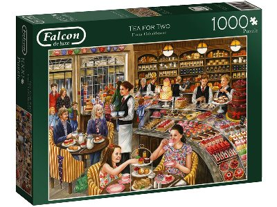 TEA FOR TWO 1000pc