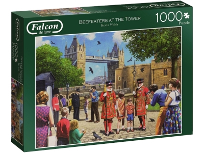BEEFEATERS @ THE TOWER 1000pcs