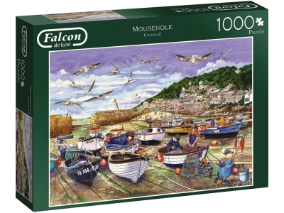 MOUSEHOLE, CORNWALL 1000pcs