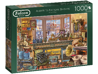 ALBERT'S ANTIQUE SHOPPE 1000pc