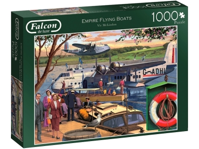 EMPIRE FLYING BOATS 1000pcs
