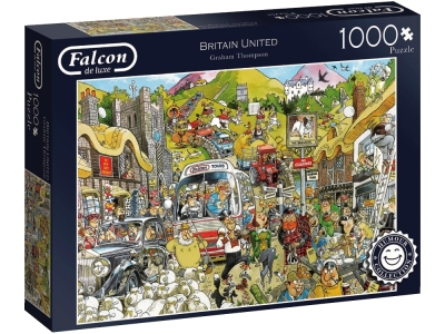 GRAHAM THOMPSON BRITAIN 1000pc