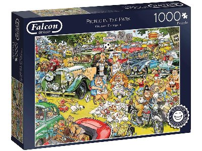 GRAHAM THOMPSON PICNIC 1000pc