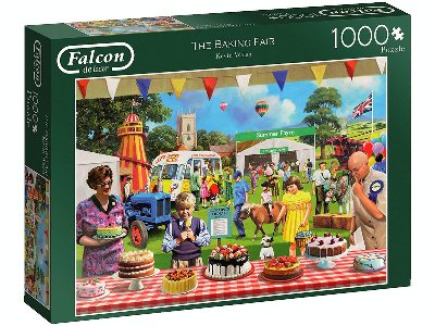 THE BAKING FAIR 1000pc