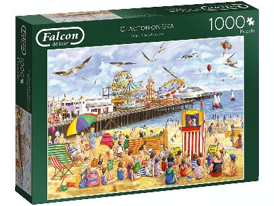 CLACTON-ON -SEA 1000pc