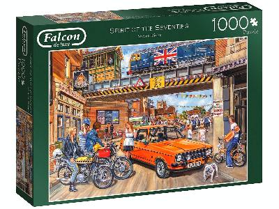 SPIRIT OF THE 70s 1000pc