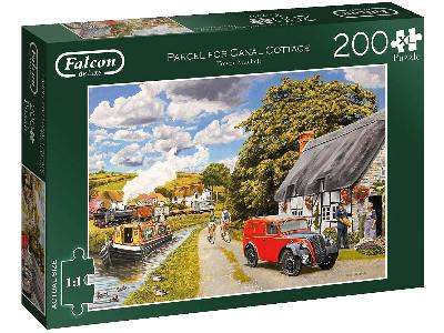 PARCEL FOR CANAL COTTAGE 200XL