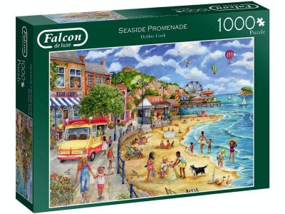 SEASIDE PROMENADE 1000pc