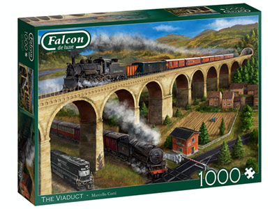 THE VIADUCT 1000pc