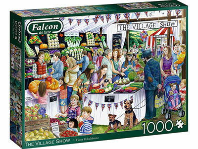 THE VILLAGE SHOW 1000pc
