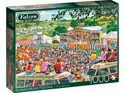 SUMMER MUSIC FESTIVAL 1000pc