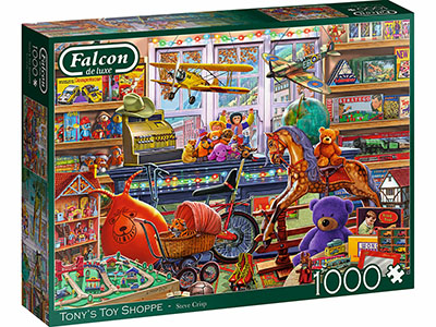 TONY'S TOP SHOPPE 1000pc