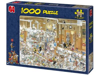 JVH THE KITCHEN 1000pc