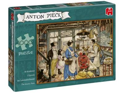 ANTON PIECK GROCERY STORE 1000
