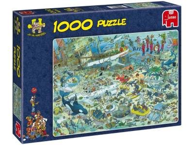 JVH DEEP SEA FUN 1000pc