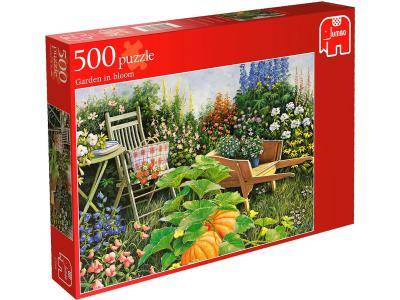 GARDEN IN BLOOM 500pc