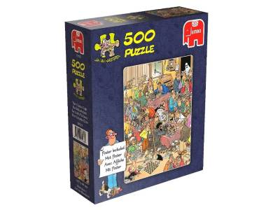 JVH THE CHESS CLUB 500pc