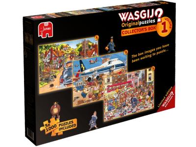 WASGIJ 3in1 BOX COVERS (1,2&3)