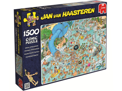 JVH WACKY WATER WORLD 1500pc