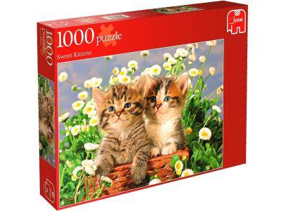 SWEET KITTENS 1000pcs
