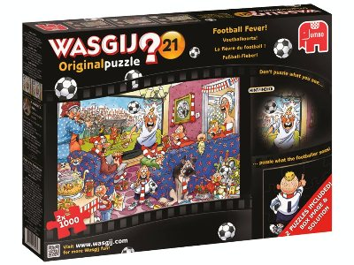 WASGIJ? ORIGINAL #21 2x1000pcs