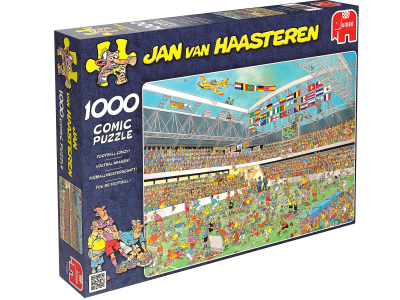 JVH FOOTBALL CRAZY 1000pc