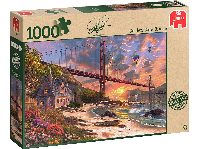 GOLDEN GATE BRIDGE 1000pc
