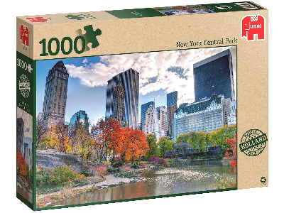 CENTRAL PARK NEW YORK 1000pc
