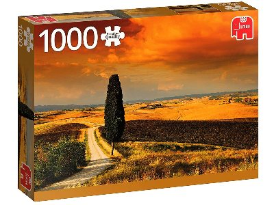 TUSCAN SUNSET 1000pc