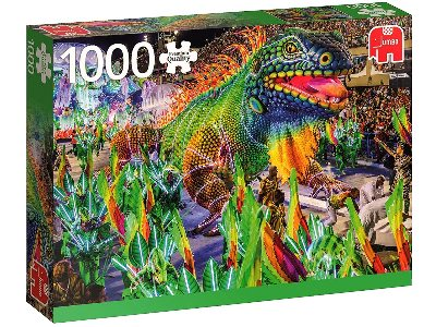 CARNIVAL IN RIO 1000pc