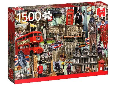 BEST OF LONDON 1500pc