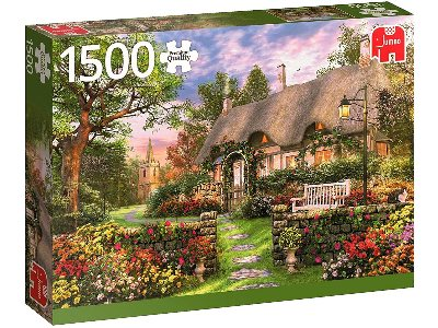 SUNNY COTTAGE 1500pc