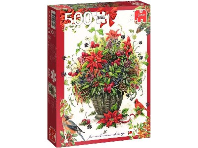 WINTER BOUQUET 500pc