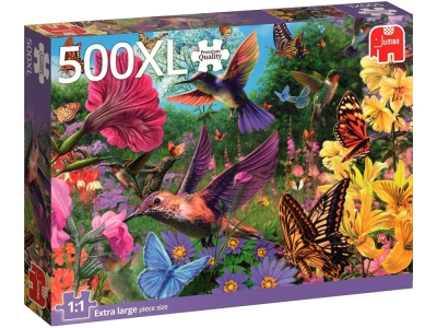 HUMMINGBIRDS 500XL