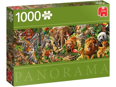 AFRICAN WILDLIFE 1000pc *Pano*